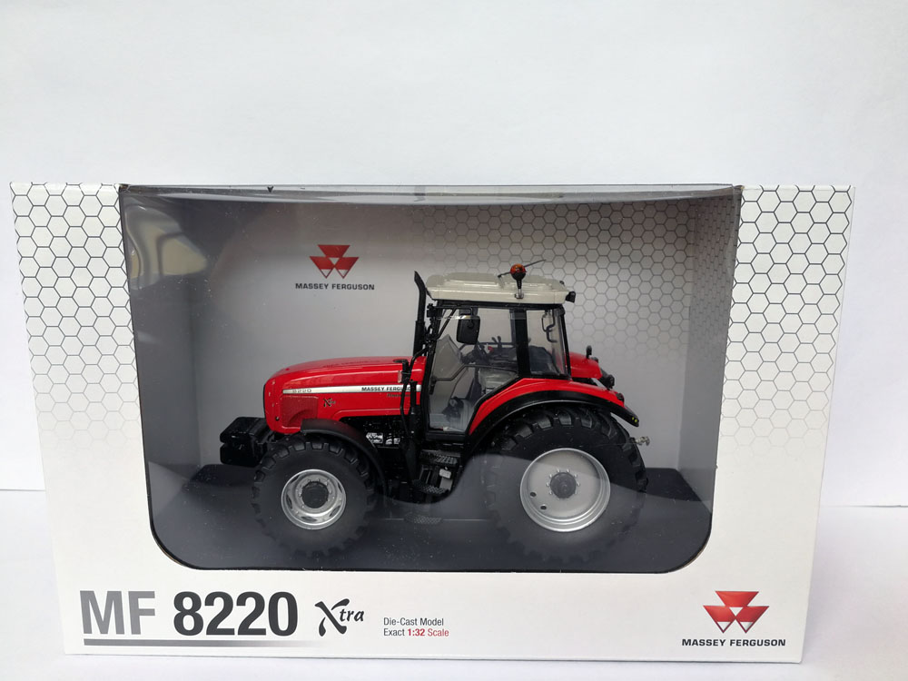 UH-5331 трактора Massey Ferguson 8220 X