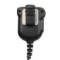 talkie walkie מיקרופון רמקול חדש משודרג IP67 Waterproof PTT רמקול מיקרופון עבור Ailunce HD1 Retevis RT29 / RT87 / RT82 שני הדרך רדיו Talkie Walkie (4)