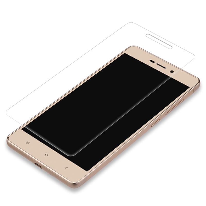2Pc Tempered Glass For Xiaomi Redmi 6A 6 5 5A 4A 3S 3 Pro Screen Protector on Redmi Note 3 Pro Note 4 4X 5 Pro Protective Glass