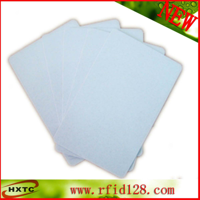 20PCS/Lot Double Direct Printable PVC Smart RFID IC Blank White Card with S50 Chip For Epson /Canon Inkjet Printer 230pcs lot printable blank inkjet pvc id cards for canon epson printer p50 a50 t50 t60 r390 l800