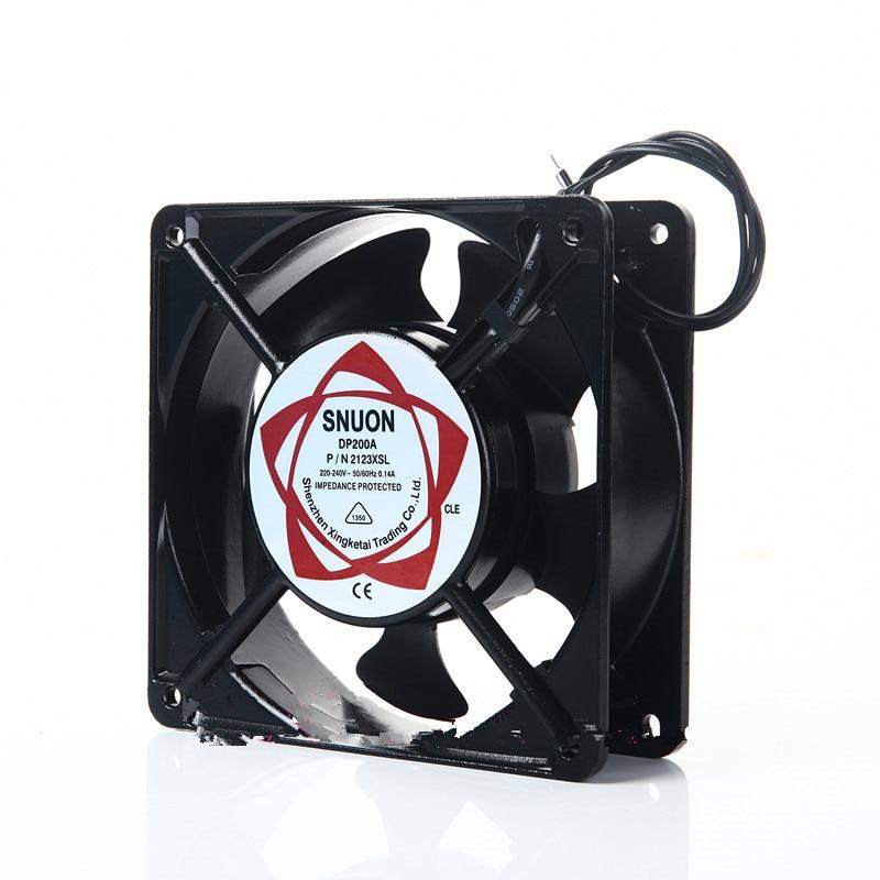 Cooling Fan DP200A  120mm 23W Sleeve Bearing 220-240V  Axial Fan