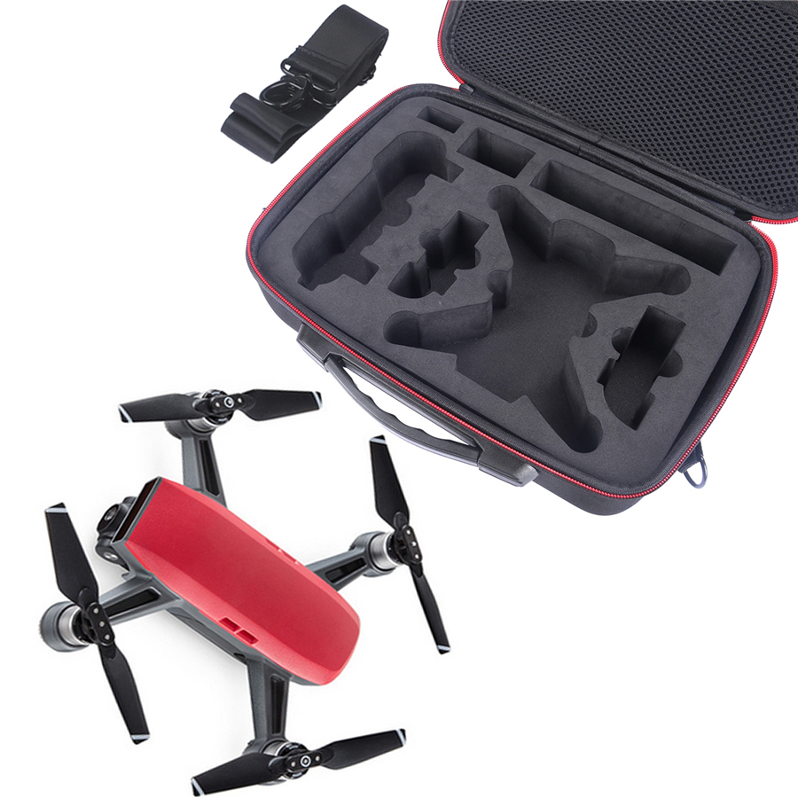 EVA Hard Bag Box za DJI Spark Drone i svu dodatnu opremu Prijenosni - Kamera i foto - Foto 2