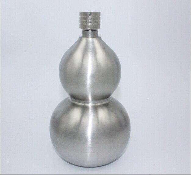 1PC King Kong hoist 64 oz 304 Stainless steel flagon laser welding kettle leak proof hip flask JZ 1110