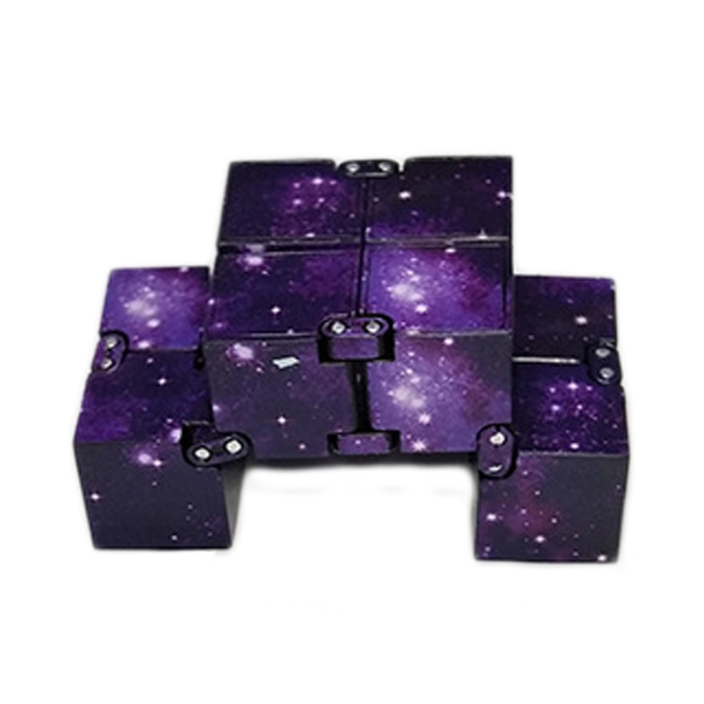 Infinity-Cube Puzzle Toys Speed-Cube Stress-Relief Colorful Professional Adults Mini img4
