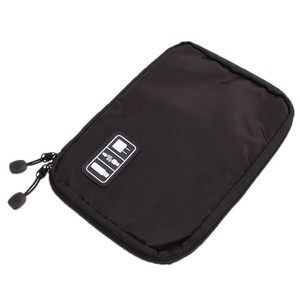 Image 4 - New Universal Electronic Organizers Travel Storage Bag for Cord USB Cables Flash Drive Earphone Power Bank