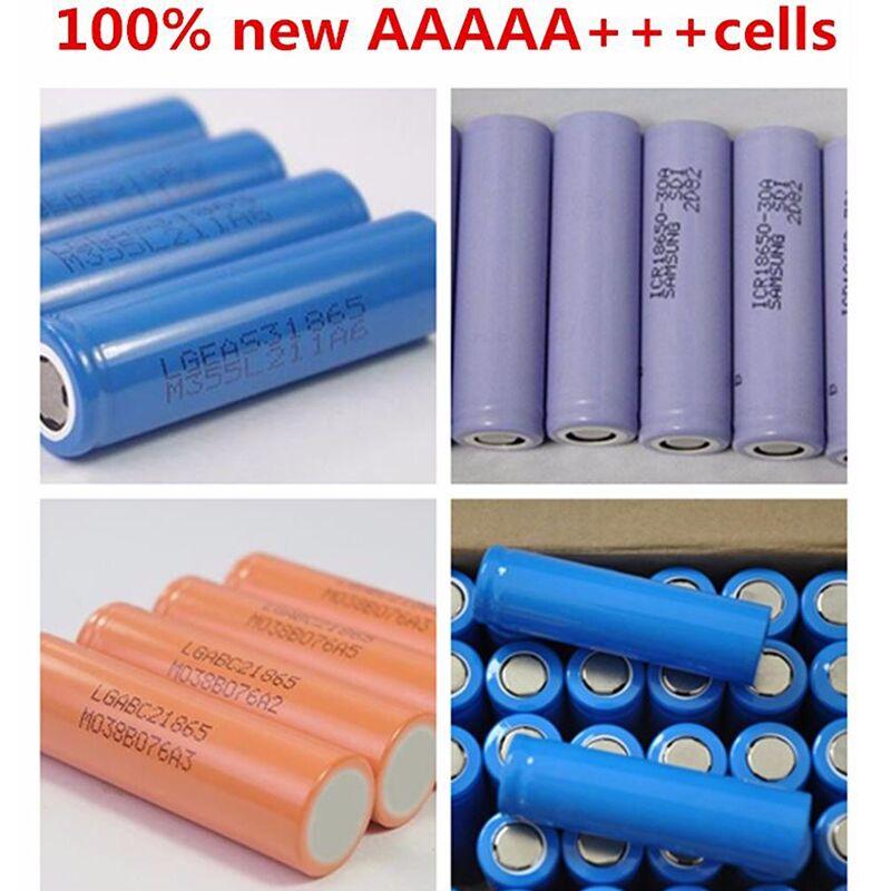 Batería HSW para hp EliteBook 8530p 8530w 8540p 8540w 8730p 8730w - Accesorios para laptop - foto 5