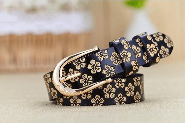 Metal Fashion Belts 100% 6