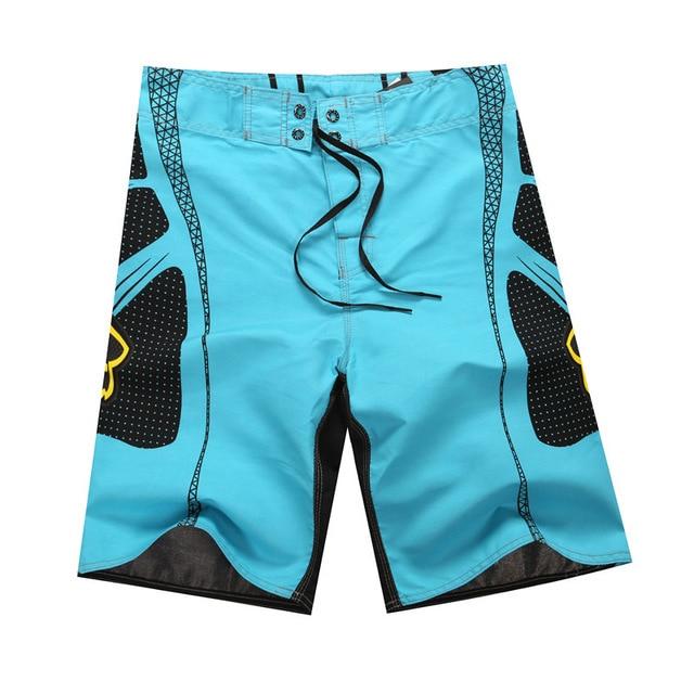 64b17acc69 US $6.88 |Bermuda camuflada Mens surf board shorts 2015 HOT SALE Israeli  Fox shorts Swimwear men shorts Cheap mens swim trunks 30 44 size-in Board  ...
