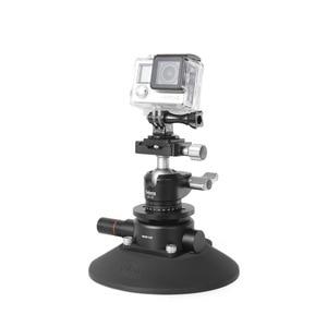 Image 3 - Selens 5,9 Zoll Power Grip Vakuum Saugnapf Kamera Mount System für DSLR Kamera Video Smart Telefon Gopro