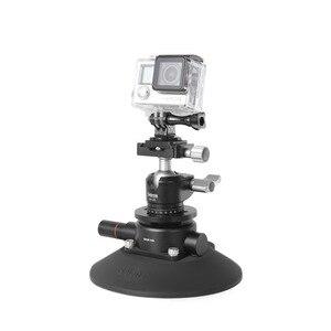 Image 3 - Selens 5.9 inç güç kavrama vakum vantuz kamera yatağı sistemi DSLR kamera Video akıllı telefon Gopro