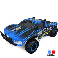 2612Style Kid Fun Toy Gift Anti Stress Children Adult 1 16 2WD High Speed RC Racing