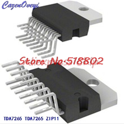1pcs/lot TDA7265 7265 ZIP-11 In Stock