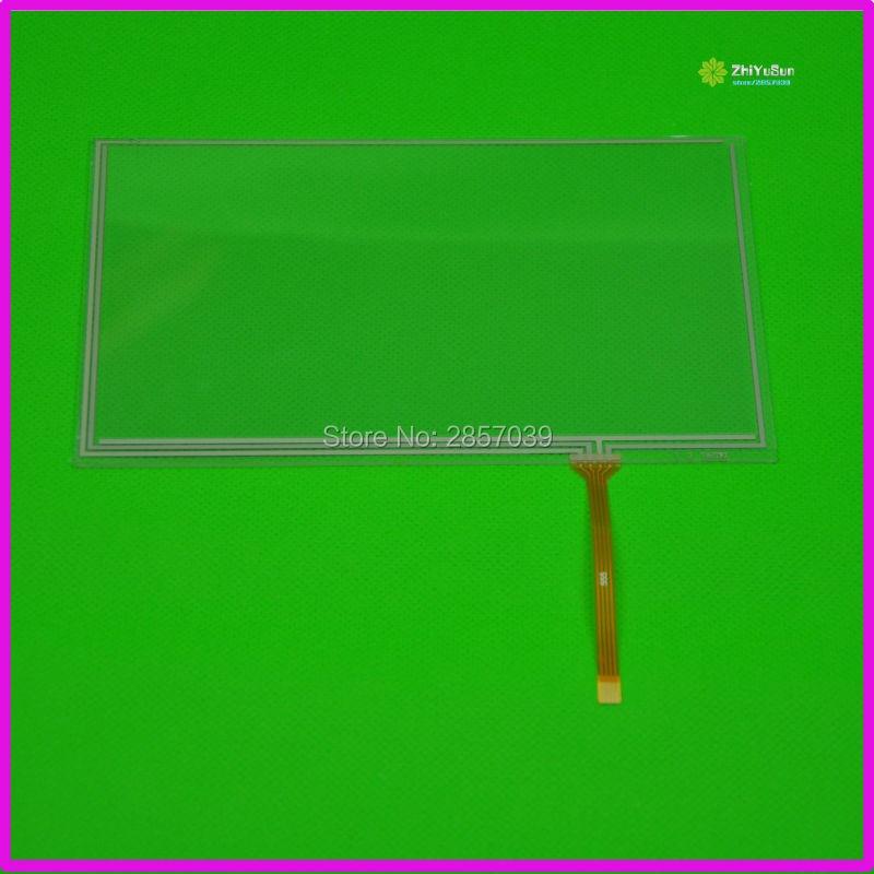 7inch 4 Tel Universal LCD Sensor Ekran Paneli Digitizer Avtomobil GPS - Planşet aksesuarları - Fotoqrafiya 3