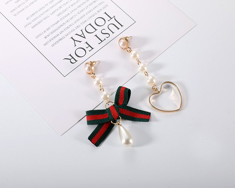 Detail Feedback Questions About New Big Brand Red Green Ribbon Bow