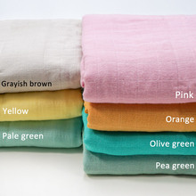 Muslinlife New Style Solid Newborn Baby Blanket Infants Baby