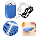 Mini Portable 5V Hand Held Bladeless FanUSB Rechargeable Mini Air Conditioner Summer Cooler Fan