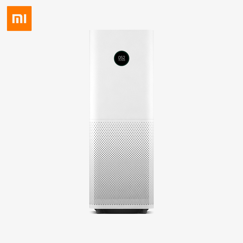 Original Brand Mi Electric Air Purifier 2 Pro Purifier Home Bedroom Office Sterilization Haze PM2.5 Air Cleaner xiaomi mi smart air purifier 2nd gen hepa home air cleaner app control