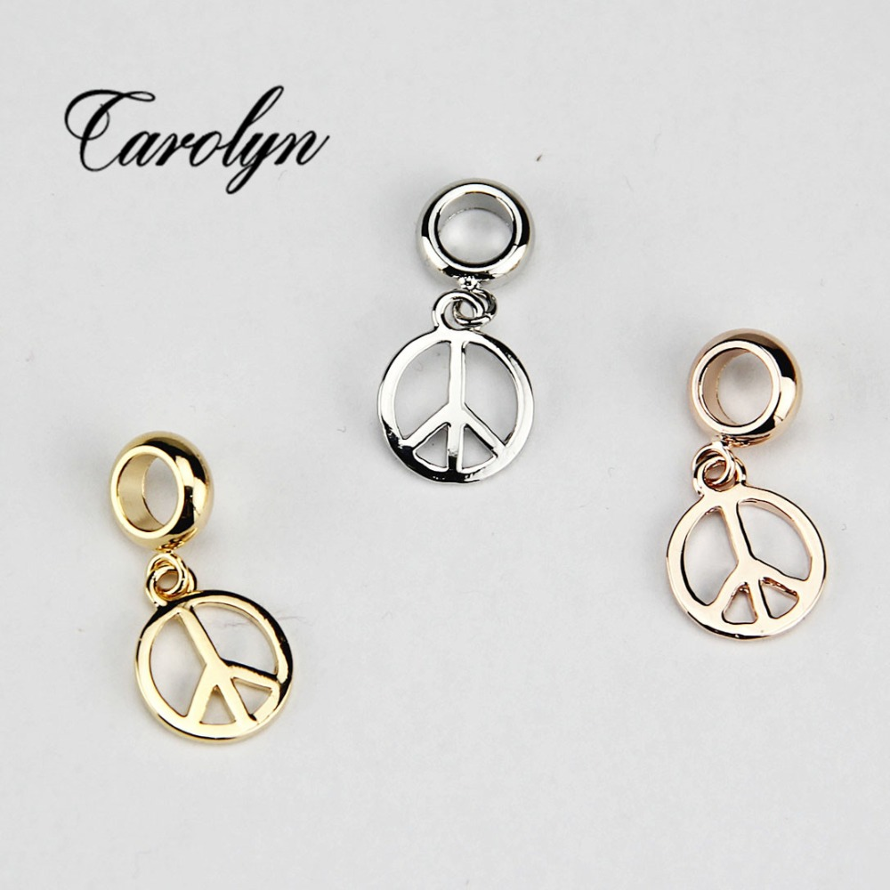 Mi Avenue Peace Sign Charms For Endless Charm Bracelet In From Jewelry Accessories On Aliexpress Alibaba Group