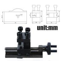 Mini 30 Degree Rotatable Lathe Tool Holder S N 10154 Lathe Tool Holder For SIEG C0