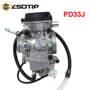 Image 1 - ZSDTRP PD33J 33mm Motorcycle Carburetor For YAMAHA KODIAK 450 YFM450 4X4 2003 2005 BRUIN 350 2WD 4X4 Carb Motorcycle Accessories