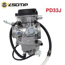 ZSDTRP PD33J 33mm Motorfiets Carburateur Voor YAMAHA KODIAK 450 YFM450 4X4 2003 2005 BRUIN 350 2WD 4X4 Carb Motorfiets Accessoires