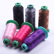 UV resistant Nylon Sewing Thread 210D/3 High Tenacity outdoor 2000 Yard /roll 19 color