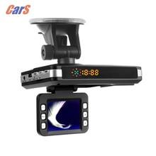 Video Recorder Cámara del coche DVR Portátil de Coches/Radar Laser Detector de Velocidad/GPS drivecircuit Record Detector