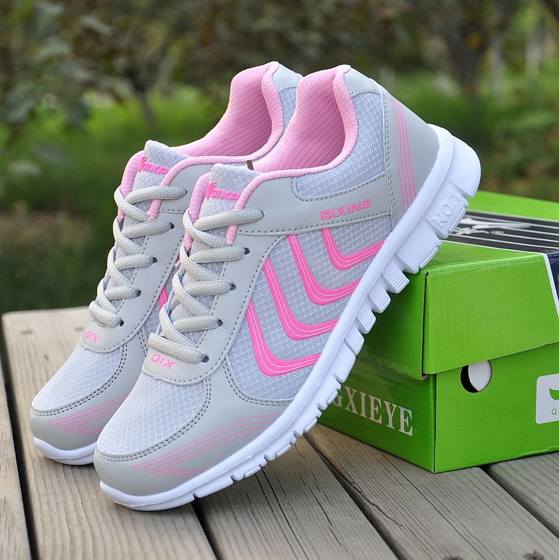 Women shoes 2018 Fashion summer women sneakers mesh breathable non-slip walking flats shoes woman tenis feminino sneakers women mwy women breathable casual shoes new women s soft soles flat shoes fashion air mesh summer shoes female tenis feminino sneakers