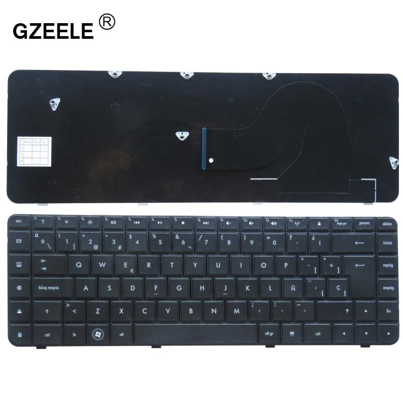 Espagnol Clavier D'ordinateur Portable POUR HP Compaq Presario CQ56 G56 CQ62 G62 CQ56 POUR-100 AX6 V112346AK1 Noir SP disposition clavier d'ordinateur portable
