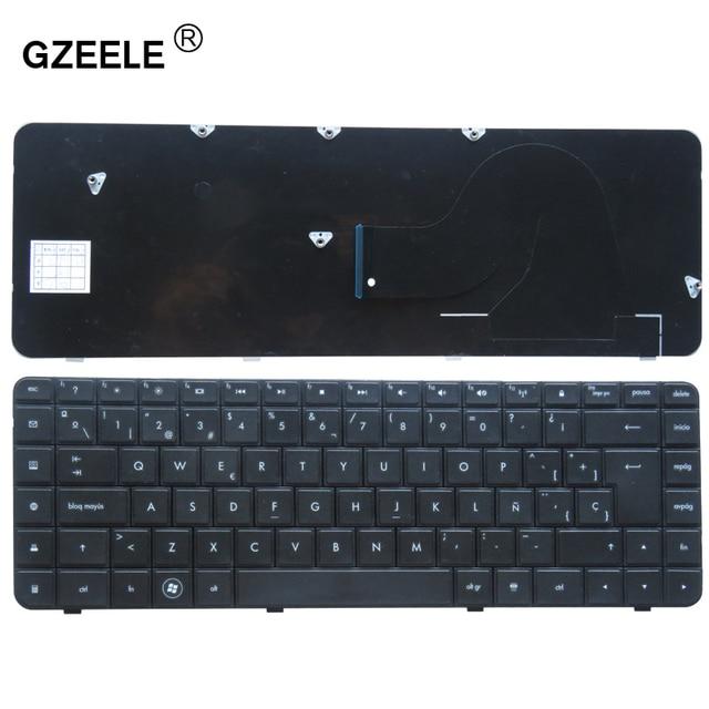 HP CQ62 CQ56 G62 Arabic Black Laptop Keyboard 601434-001 9Z.N4SSF.10A