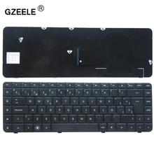 Испанский Клавиатура ноутбука для HP Compaq Presario CQ56 G56 CQ62 G62 cq56-100 AX6 v112346ak1 черный SP раскладка клавиатуры ноутбука