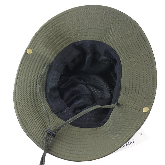 Bucket Sun Hat for Fishing