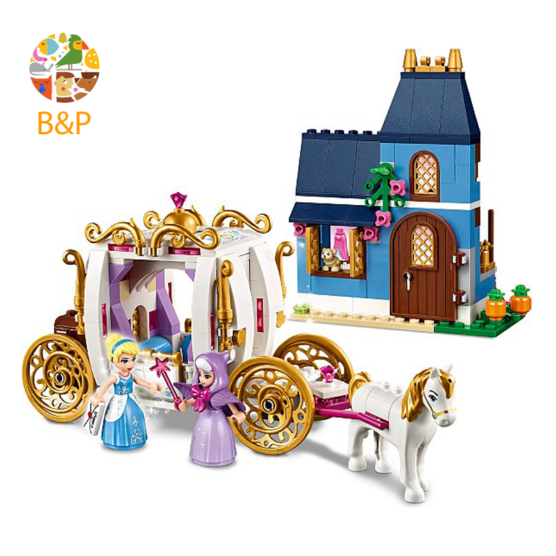 lepin 41146 Leoging 392pcs Girl Friends Series The Enchanted Evening Building Block Brick Toys For Children Gift 25009 one enchanted evening