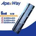 6 cep dizüstü HP için batarya Pavilion G6 HSTNN-IB0N HSTNN-IB0X HSTNN-IB1E HSTNN-OB0X HSTNN-OB0Y HSTNN-Q47C HSTNN-Q48C HSTNN-LB0W