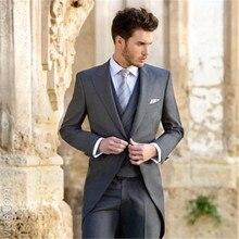 d5b42e3ba Compra tailcoat grey y disfruta del envío gratuito en AliExpress.com