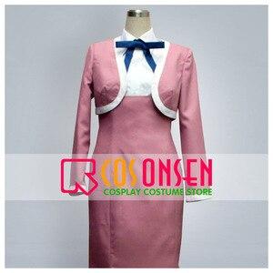 Image 1 - COSPLAYONSEN Amancyu! Hikari Kohinata Cosplay Costume All Size Custom Made