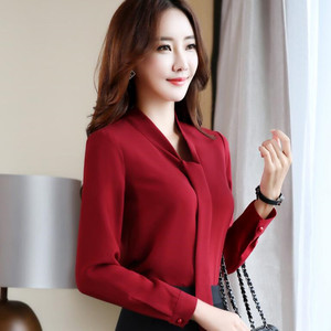 Image 2 - Naviuใหม่แฟชั่นผู้หญิงเสื้อและเสื้อสำนักงานเลดี้แขนยาวเสื้อเสื้อผ้าคุณภาพสูงพลัสขนาดBlusas