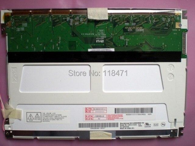 8.4 Polegada Painel G084SN03 V0 Exibição 800 RGB * 600 SVGA LCD LVDS Tela LCD 1 Ch 6-bit 220 Cd/m2