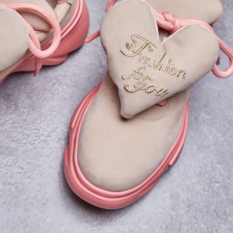 Größe Schnürung Kemekiss Casual Schwarzes Echtes kakifarbig Frauen Für Neue 35 Handgemachte Schuhe Mujer Vulkanisierte Turnschuhe Leder 42 Zapatos RqUOR