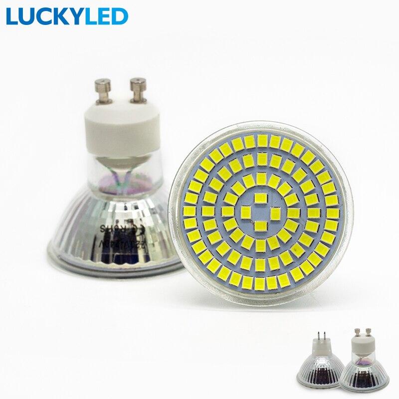 Aliexpress.com : Buy LUCKYLED 5W LED lampada lamp Light GU10 MR16 ...