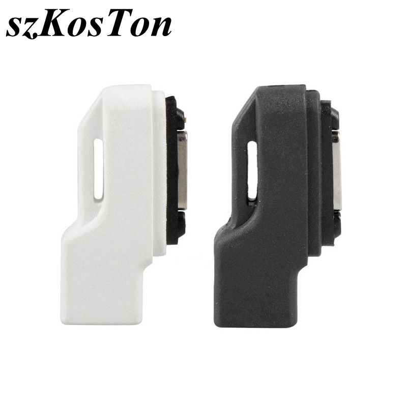 Micro USB To Magnetic Charger Connector Adapter Charging Connector For SONY Xperia Z3 Z3 Compact Z1 Compact Mini