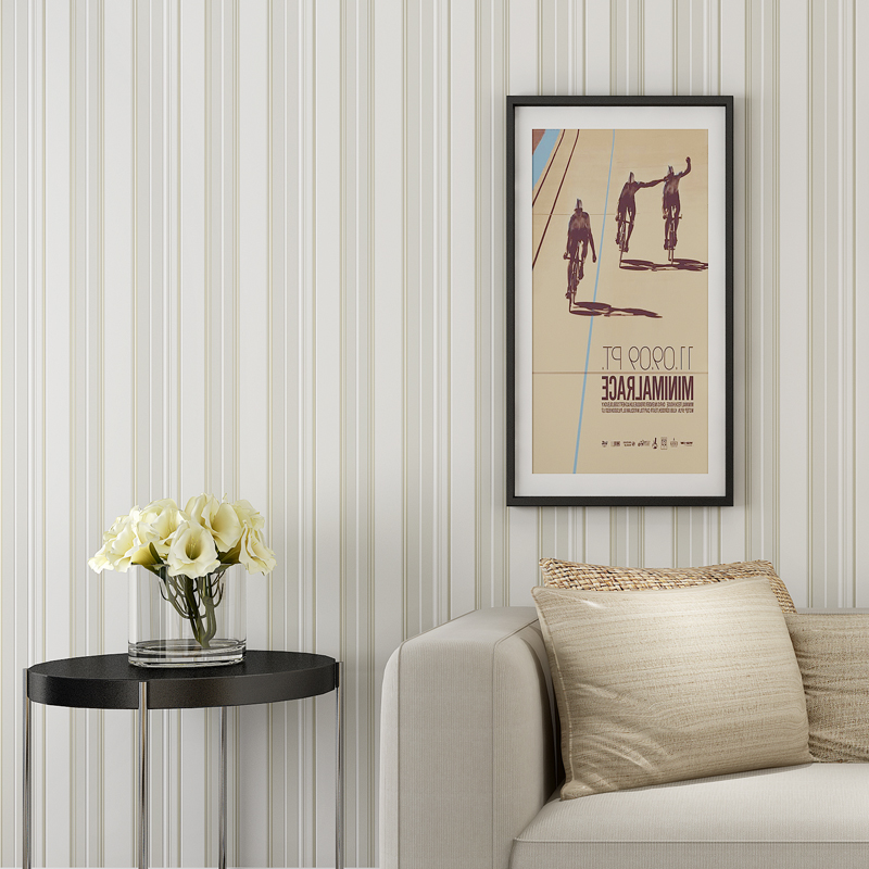 Modern Strip Wallpaper for Walls 3 d Non Woven Vertical Stripes Wallpaper Blue Grey Living Room 3D Wallpaper Roll for Walls modern solid color wall paper for walls vertical stripes non woven wallpaper roll for living room walls papel de parede listrado