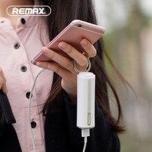 Remax Mini Finger Ring PowerBank 5000mAh Backup 5000 mah Portable Power Bank External Battery Pack Backup Moblie Phone Stander