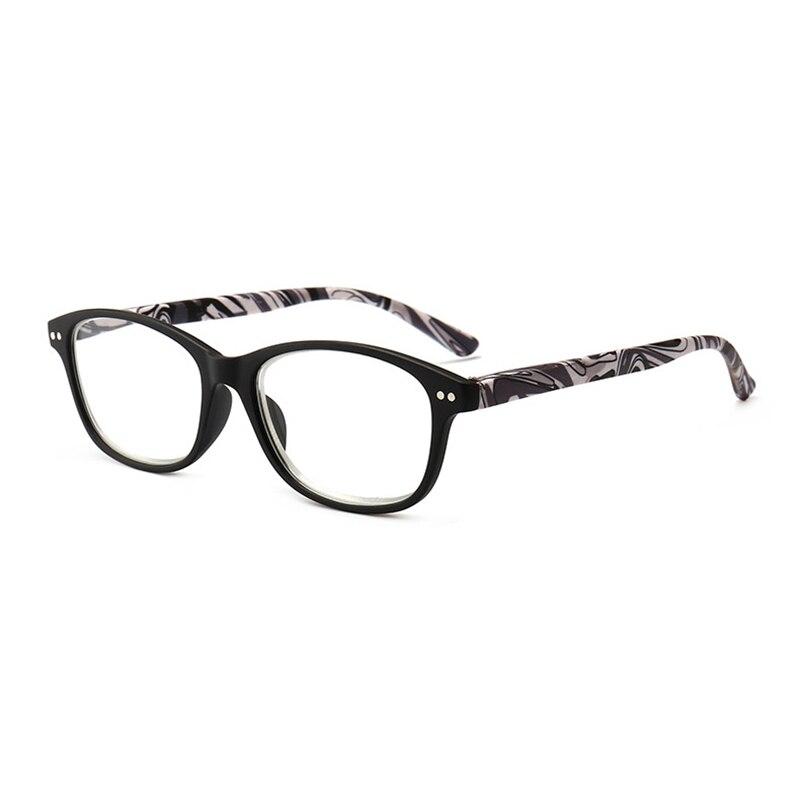 2019 Neuer Stil Neue 2019 Mode Frauen Lesebrille Lupe Unisex Männer Presbyopie Brillen Für Anblick Abstrakte Streifen Druck Bein Brillen L3 Chinesische Aromen Besitzen