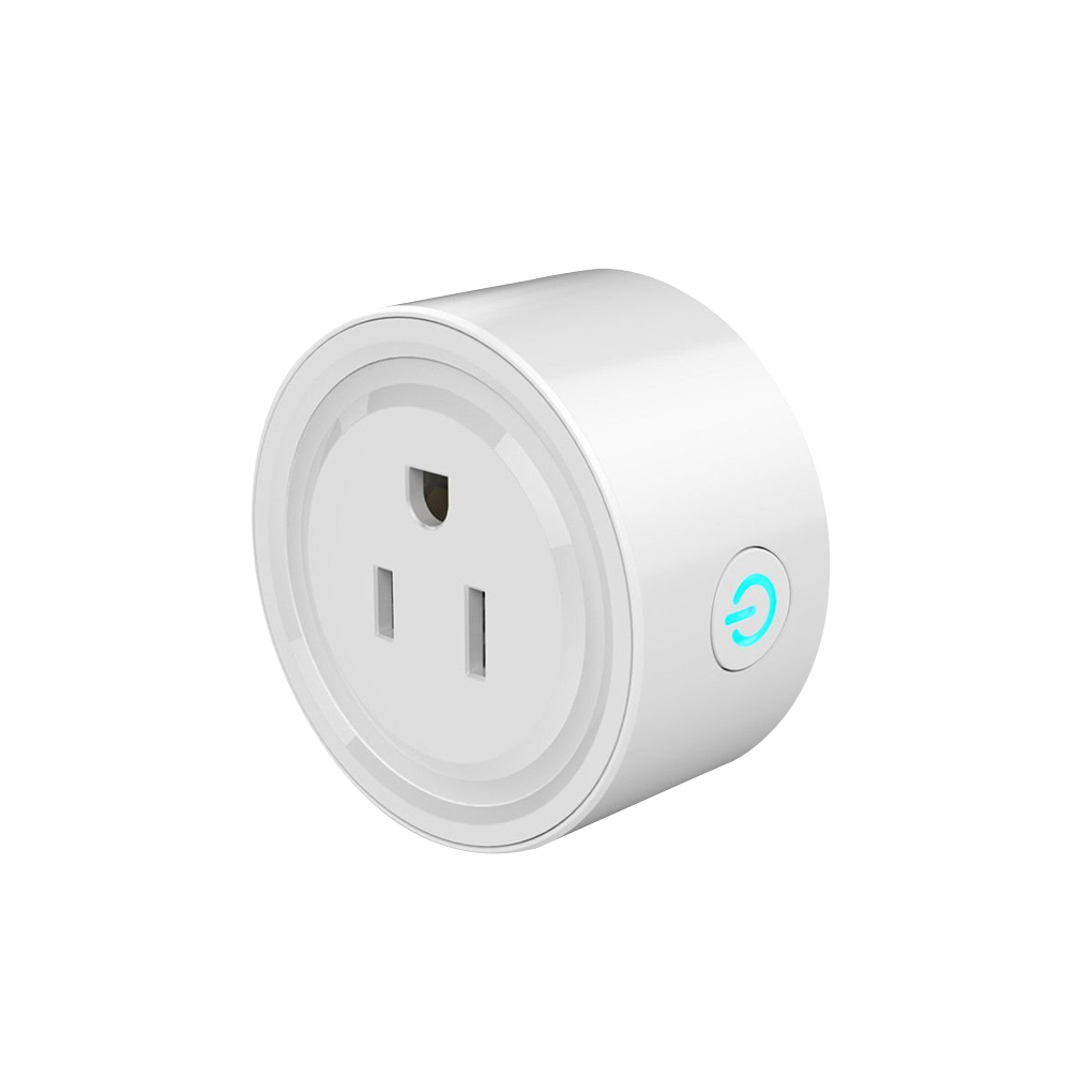 Hot Smart Socket WiFi Mini Remote Control Timer Switch Electrical Power Switch For Household Applicances new 16a wifi intelligent socket remote control switch power switch remart home wifi with timer for tablet and smartphone