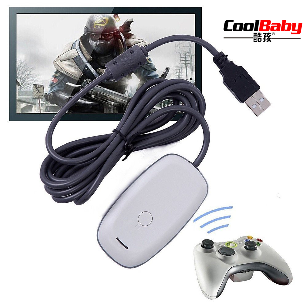Xbox 360 Receiver Fuse : For xbox wireless gamepad pc adapter usb receiver