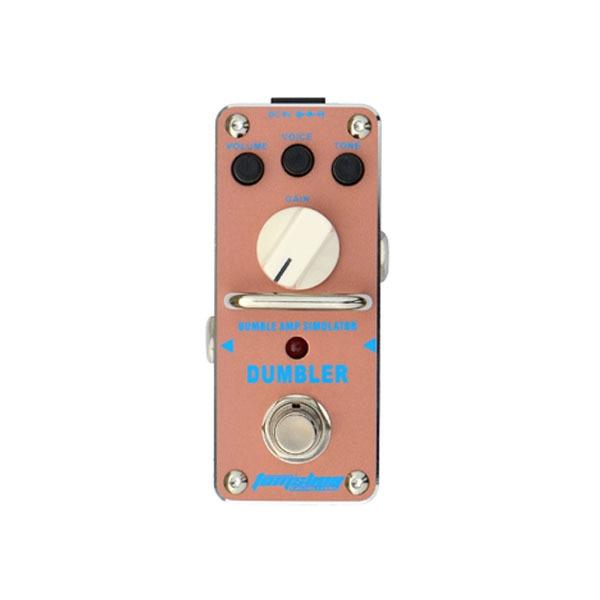New AROMA ADR-3 DUMBLER Dumble Amp Sound (Overdrive) Mini Analogue Effect True Bypass aroma dumbler dumble amp simulator guitar effect pedal adr 3 sound overdrive mini analogue volume control gain tone control