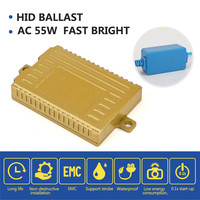 2 Pieces Fast Start AC Car H7 H1 DC Electronic 110W Light Ultra Slim Ballast Xenon