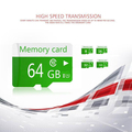 micro TF card  TF Card T-Flash super mini Transflash 4GB 8GB 16GB 32GB TFHC green memory card pendrive usb stick BT5