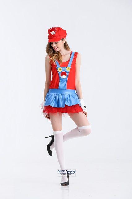Tienda Online Juegos Super Mario Cosplay disfraces Luigi Brothers ... 345a0fcc2a68